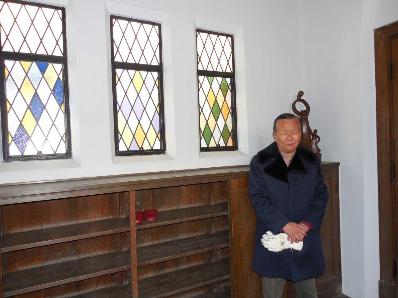 郡山聖ペテロ聖パウロ教会礼拝堂...
