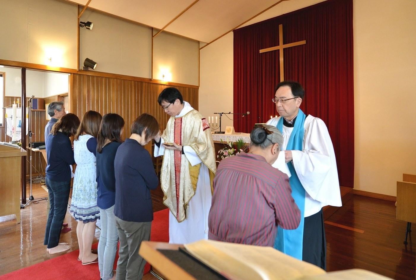 欅並木から | 日本聖公会 東北教...